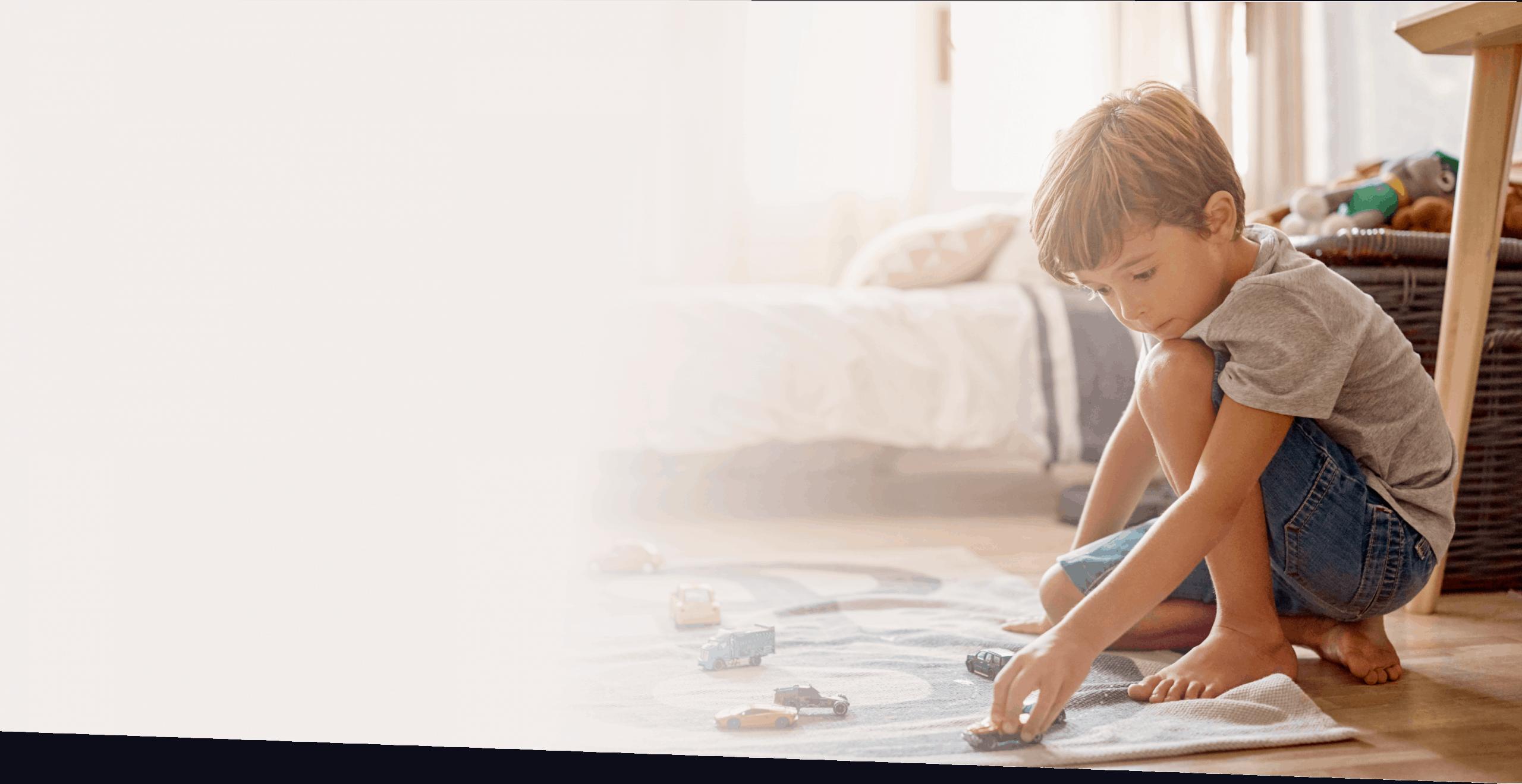 Estudos internacionais de autismo com crianças e adolescentes